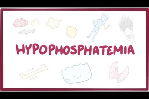 Hypophosphatemia - causes, symptoms, diagnosis, treatment, pathology