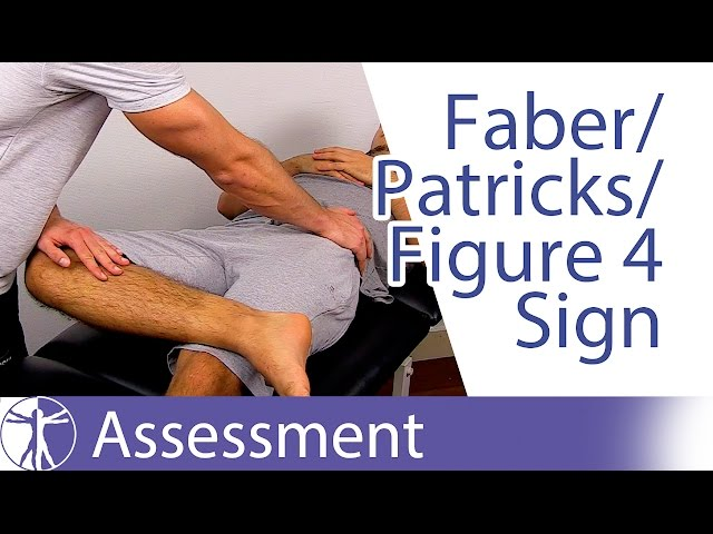 FABER Test (Hip) - Physical Exam