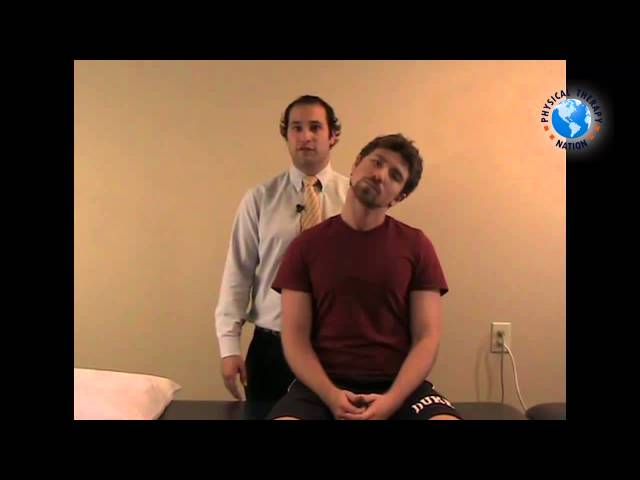 Spurling's Test - Physical Exam