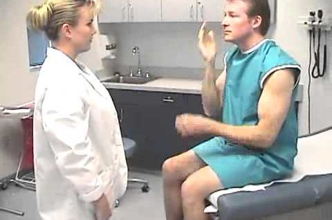 Visual Field Test - Physical Exam
