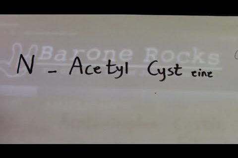 N-acetylcysteine - Pharmacology Mnemonic