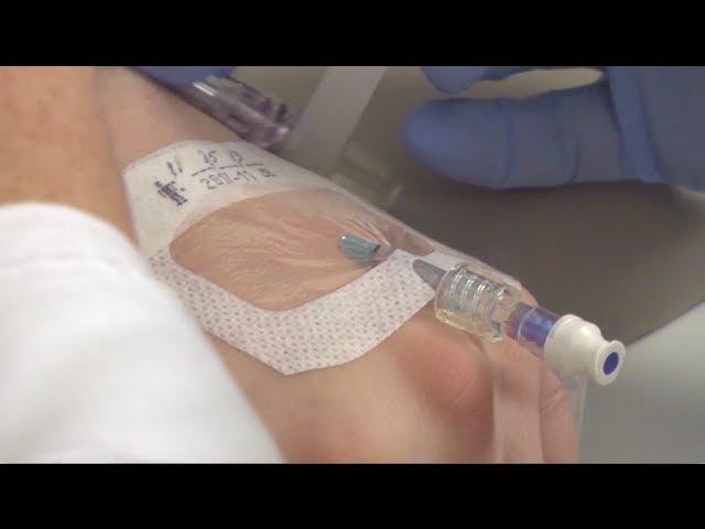 IV Insertion