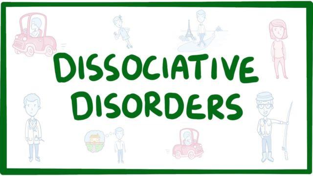 Dissociative disorders - causes, symptoms, diagnosis, treatment, pathology