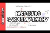 Takotsubo Cardiomyopathy (Broken heart syndrome) - pathophysiology, diagnosis and treatment