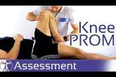 Knee Passive Range of Motion (PROM)